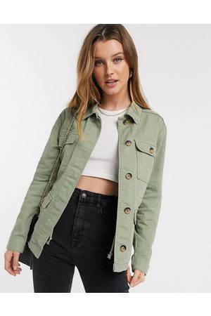 B YOUNG B. Young utility jacket
