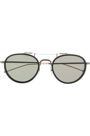 Thom Browne TB815 pantos-frame sunglasses