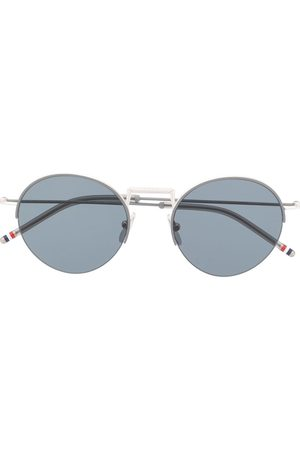 Thom Browne Round - TB118 round-frame sunglasses