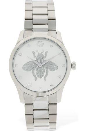 Gucci Women Watches - 38mm G Timeless Bee Motif Watch