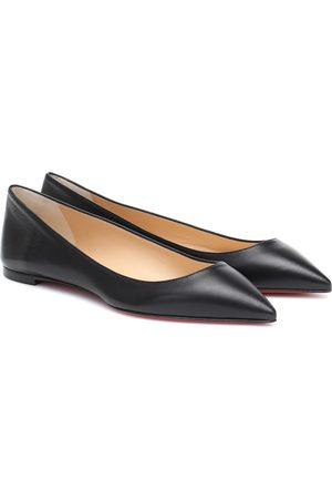 Christian Louboutin Ballalla leather ballet flats