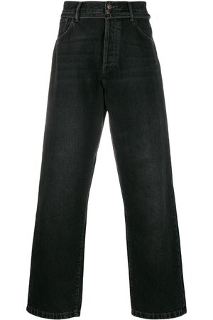 Acne Studios Men Relaxed Fit - 1991 loose-fit jeans