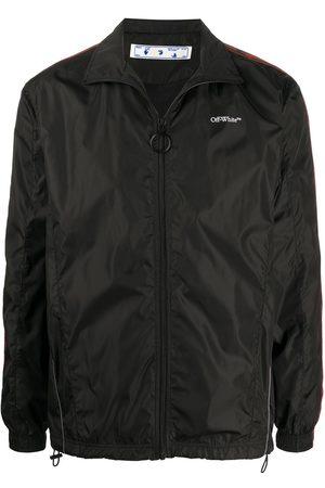 OFF-WHITE Bookish zip-up jacket