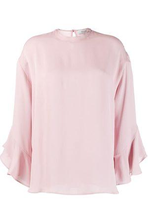 VALENTINO Georgette silk blouse