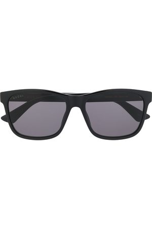 adidas Rectangular frame sunglasses