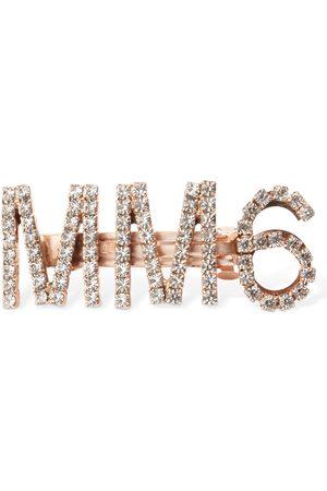MM6 MAISON MARGIELA Mm6 Crystal Hair Clip