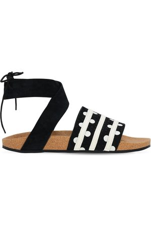 adidas Adilette Ankle Wrap Sandals