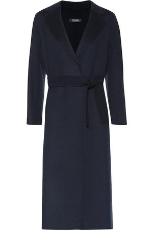 Max Mara Esturia double-face wool coat