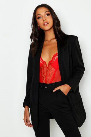 Boohoo Womens Tall Tailored Blazer - - 4