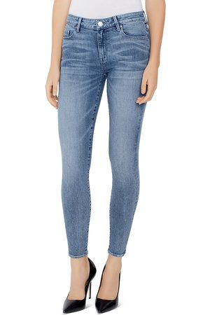 PARKER SMITH Ava Skinny Jeans in Cove
