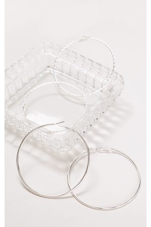 PrettyLittleThing Assorted Hoop Earrings