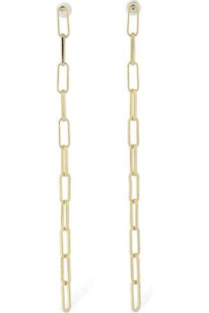 FEDERICA TOSI Women Earrings - Line Bolt Chain Earrings