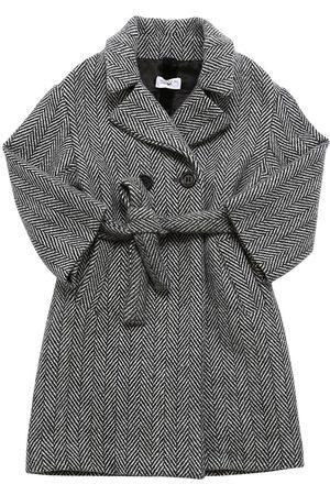 MONNALISA Girls Coats - Twill Coat