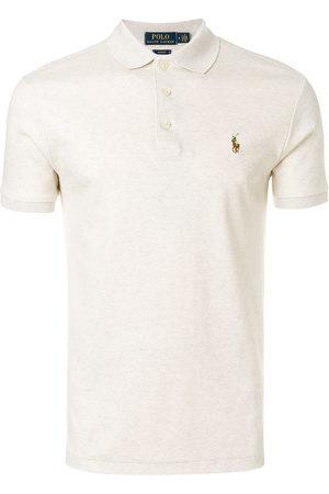 Polo Ralph Lauren Soft-touch polo shirt - Neutrals