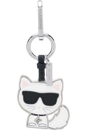 Karl Lagerfeld Women Keychains - K/Ikonik Choupette keychain - Metallic