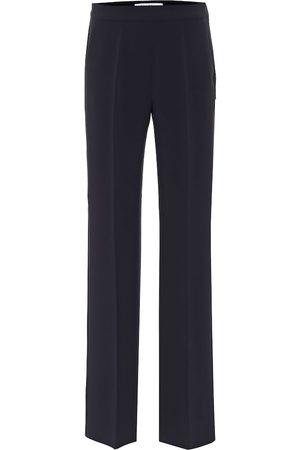 Max Mara Tundra high-rise straight pants