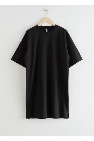 & OTHER STORIES Relaxed T-Shirt Mini Dress