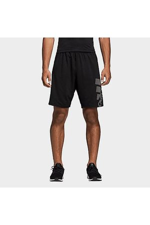 adidas Men Shorts - Men's 4KRFT Sport Graphic Shorts in Size 2X-Large Polyester/Jersey