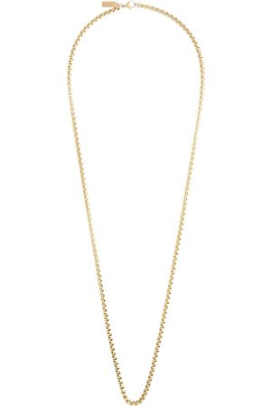 Nialaya Jewelry Men Necklaces - Rolo chain long necklace