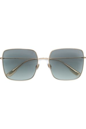 Dior DiorStellaire1 square-frame sunglasses - Metallic