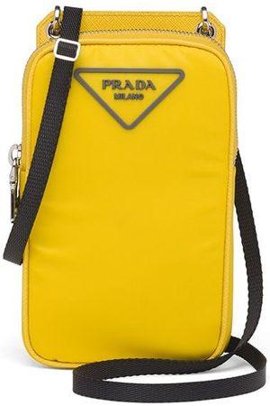 Prada Padded nylon smartphone case