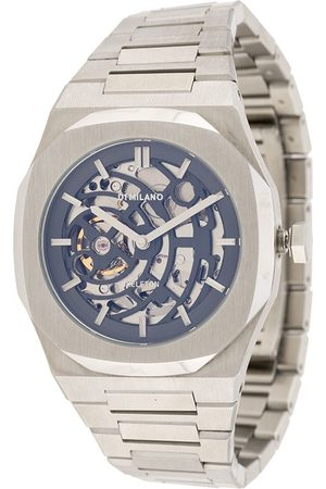 D1 MILANO SKBJ01 Skeleton 40mm watch - Metallic