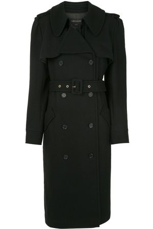 Karen Walker Magmatic belted trench coat