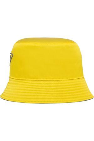 Prada Logo-patch bucket hat