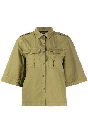 Mr & Mrs Italy Short-sleeve utility shirt