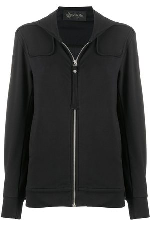 Mr & Mrs Italy Zipped long-sleeve hoodie