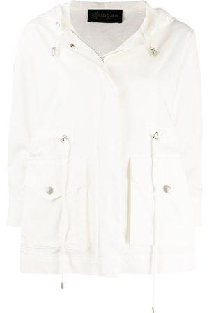 Mr & Mrs Italy Drawstring hooded jacket