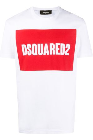 Dsquared2 Crew-neck logo T-shirt