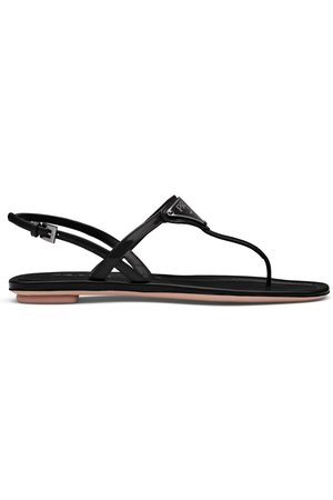 Prada Strappy thong sandals