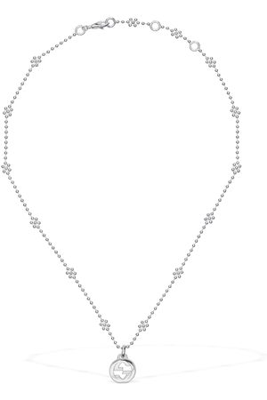 Gucci 40cm Interlocking G Necklace