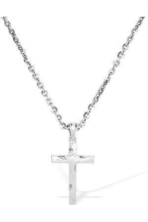 EMANUELE BICOCCHI Cross Charm Long Necklace