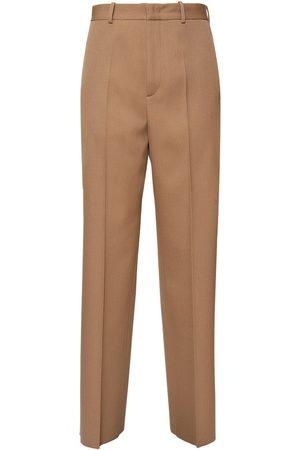 Jil Sander 25cm Cavalry Wool Twill Pants