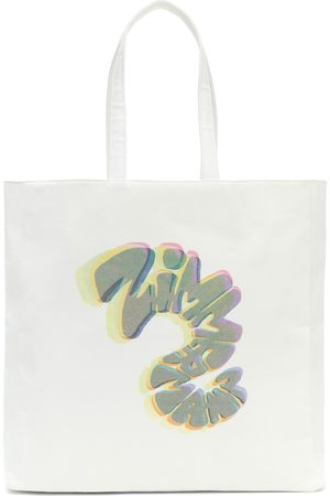 ZIMMERMANN Exclusive to Mytheresa – Logo canvas tote