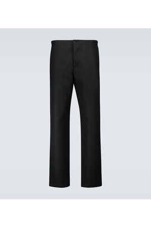 WARDROBE.NYC Elasticated wool formal pants