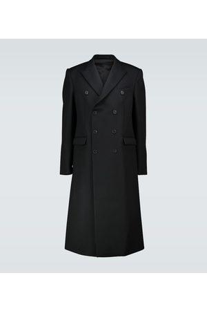 WARDROBE.NYC Double-breasted wool coat