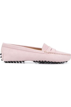 Scarosso Women Loafers - Sofia pebbled sole loafers
