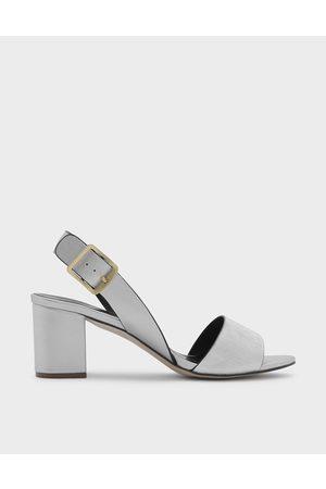 CHARLES & KEITH Heels - Sling Back Heels