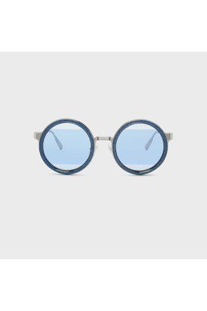 CHARLES & KEITH Women Round - Round Frame Sunglasses