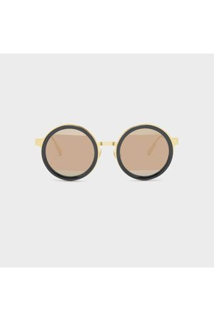 CHARLES & KEITH Round Frame Sunglasses