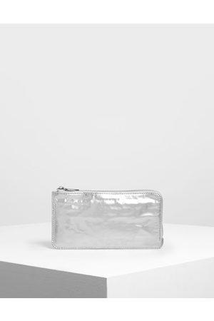 CHARLES & KEITH Wallets - L-Zip Wallet