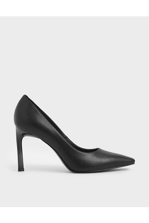 CHARLES & KEITH Sculptural Stiletto Pumps