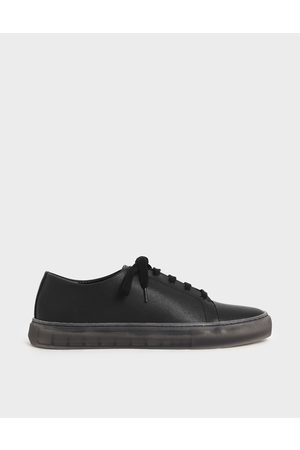 CHARLES & KEITH Women Sneakers - Clear Sole Sneakers