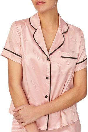 SHADY LADY Women's Short Sleeve Pajama Top