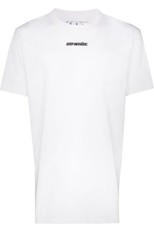 OFF-WHITE Logo print T-shirt