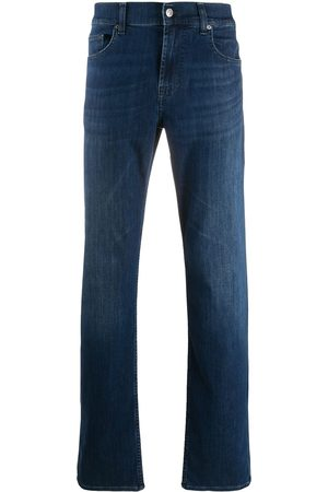 7 for all Mankind Men Straight - Slimmy straight-leg jeans