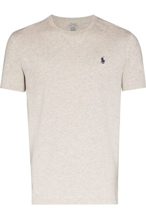 Polo Ralph Lauren Polo Pony embroidered T-shirt - Grey